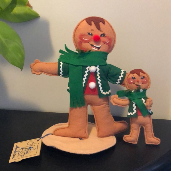 Annalee Gingerbread men